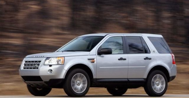 2008 Land Rover Freelander 2 3.2  第3張相片