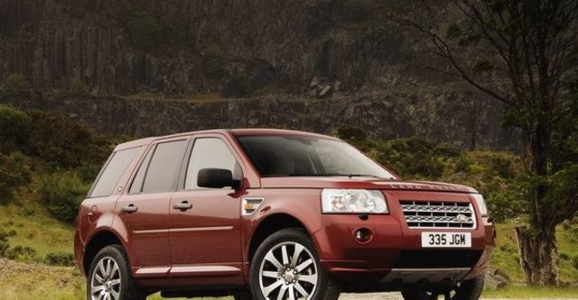 2008 Land Rover Freelander 2 3.2  第5張相片