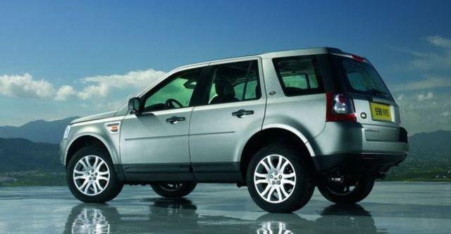 2008 Land Rover Freelander 2 3.2  第6張相片