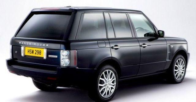 2008 Land Rover Range Rover 4.2  第5張相片