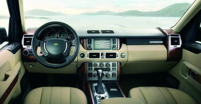 2008 Land Rover Range Rover 4.2  第6張相片