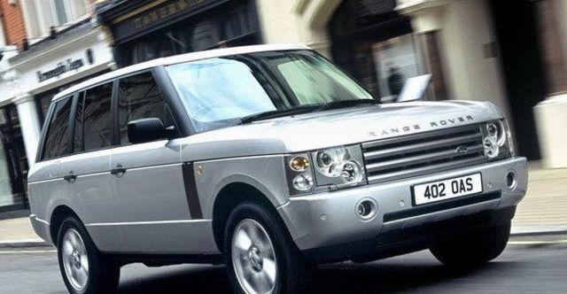 2008 Land Rover Range Rover 4.2  第7張相片
