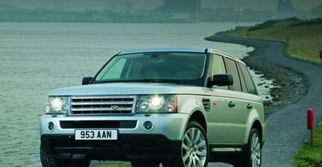 2008 Land Rover Range Rover Sport 4.2  第4張相片