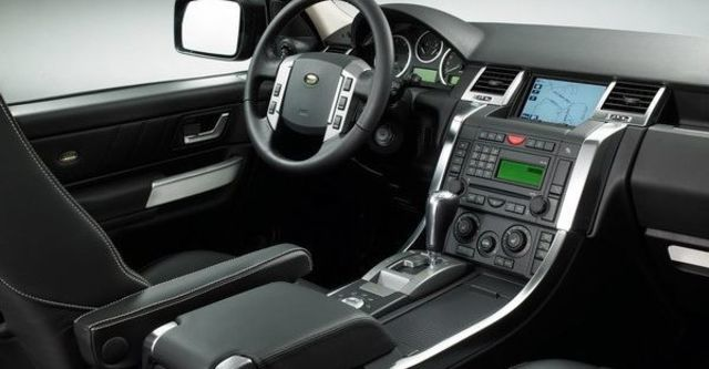 2008 Land Rover Range Rover Sport 4.2  第5張相片