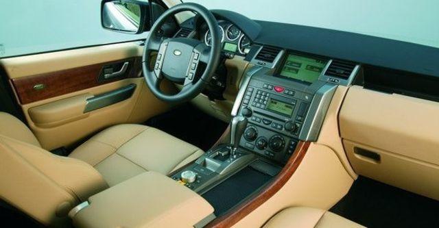 2008 Land Rover Range Rover Sport 4.2  第6張相片