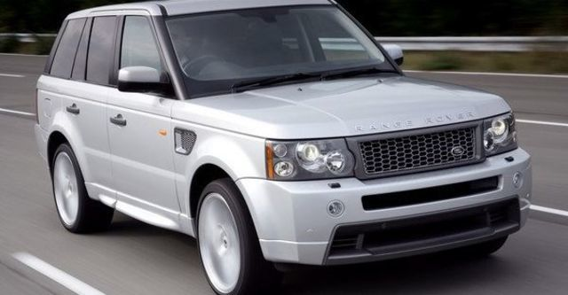 2008 Land Rover Range Rover Sport 4.2  第8張相片