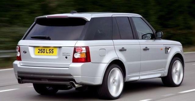 2008 Land Rover Range Rover Sport 4.2  第9張相片