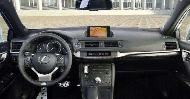 2015 Lexus CT 200h F Sport豪華版  第10張相片