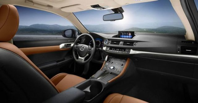 2015 Lexus CT 200h豪華版  第5張相片