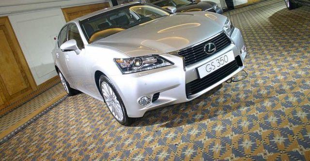 2015 Lexus GS 350頂級版  第1張相片