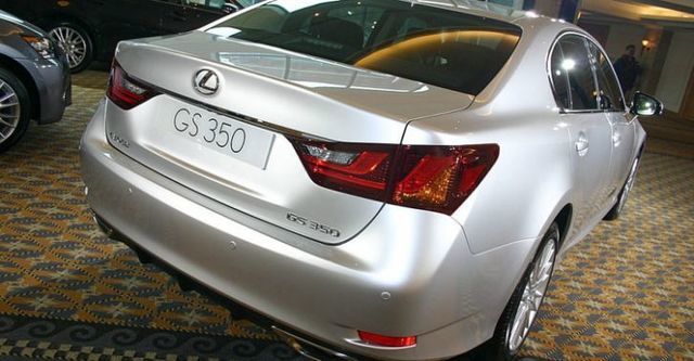 2015 Lexus GS 350頂級版  第2張相片
