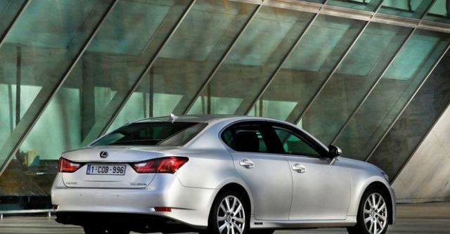 2015 Lexus GS 450h頂級版  第2張相片
