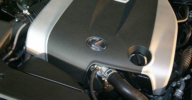 2015 Lexus GS 450h頂級版  第10張相片