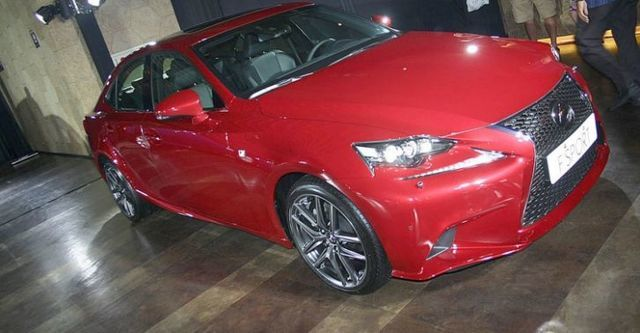 2015 Lexus IS 250 F Sport Navi版  第1張相片