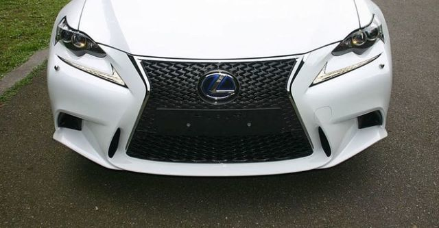2015 Lexus IS 250 F Sport版  第4張相片
