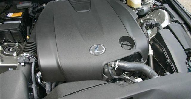 2015 Lexus IS 250頂級Navi版  第8張相片