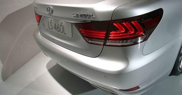 2015 Lexus LS 460L OTTOMAN  第4張相片