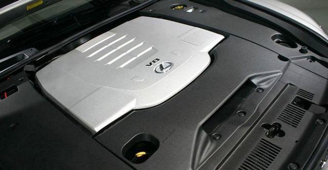 2015 Lexus LS 460L頂級版  第4張相片