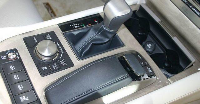2015 Lexus LS 460L頂級版  第7張相片