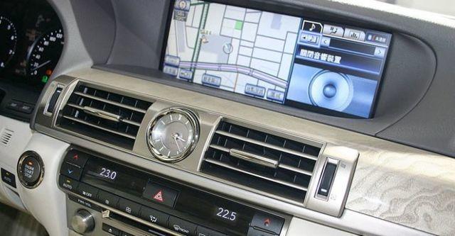 2015 Lexus LS 460L首席長軸版  第10張相片