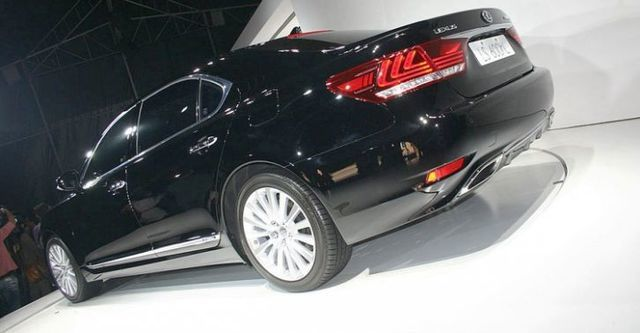 2015 Lexus LS 600hL頂級版  第2張相片