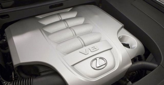 2015 Lexus LX 570車頂置物架版  第10張相片