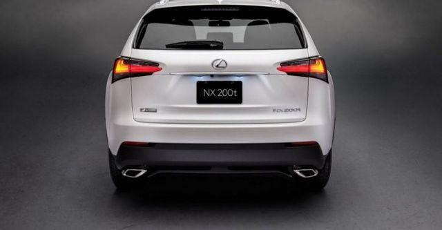 2015 Lexus NX 200t F Sport版  第3張相片