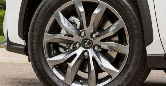 2015 Lexus NX 200t全景天窗AWD F Sport版  第5張相片