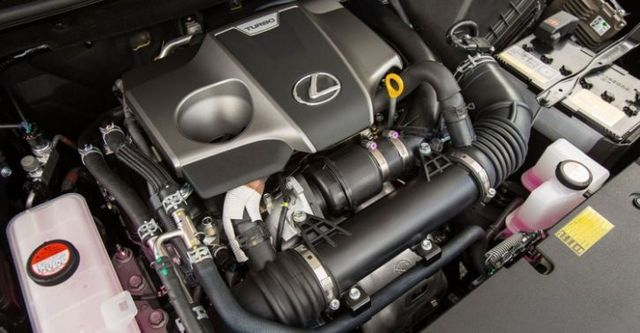 2015 Lexus NX 200t豪華版  第10張相片