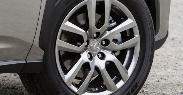 2015 Lexus NX 200t頂級版  第3張相片
