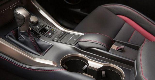 2015 Lexus NX 300h全景天窗AWD F Sport版  第7張相片