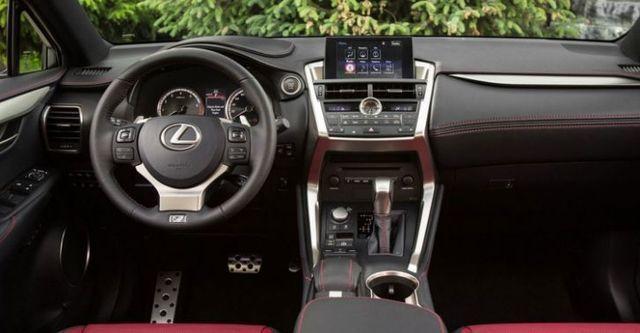 2015 Lexus NX 300h全景天窗AWD F Sport版  第8張相片