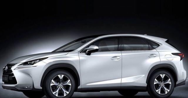 2015 Lexus NX 300h全景天窗旗艦版  第4張相片