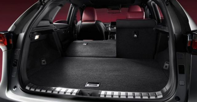 2015 Lexus NX 300h全景天窗旗艦版  第10張相片