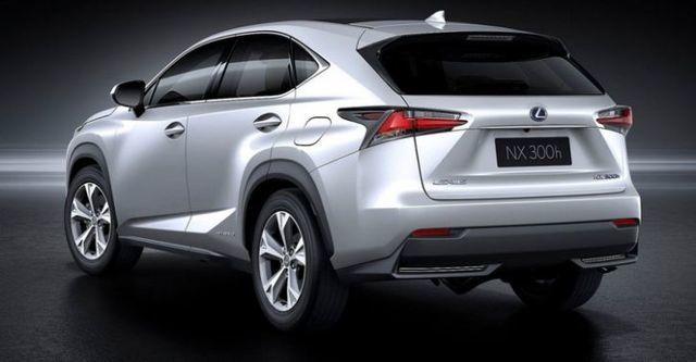 2015 Lexus NX 300h旗艦版  第2張相片