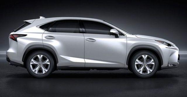 2015 Lexus NX 300h旗艦版  第3張相片