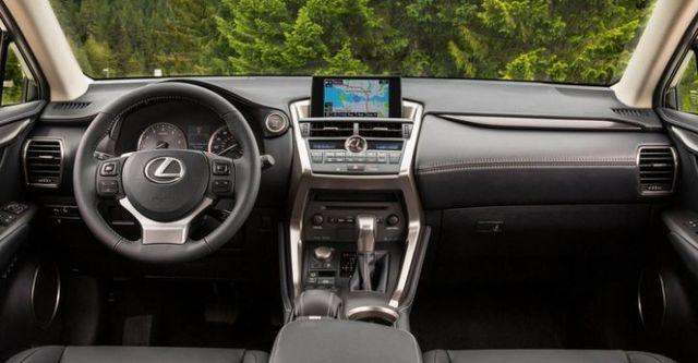 2015 Lexus NX 300h旗艦版  第8張相片
