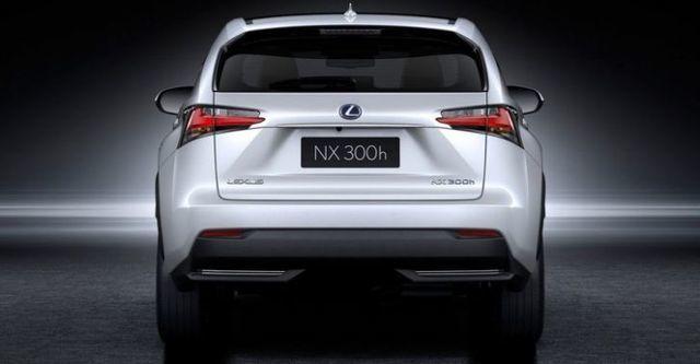 2015 Lexus NX 300h頂級版  第2張相片