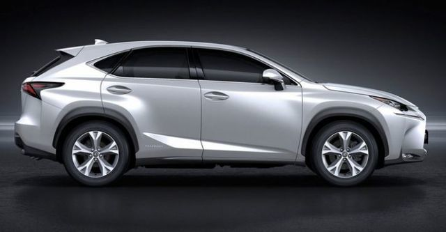 2015 Lexus NX 300h頂級版  第3張相片