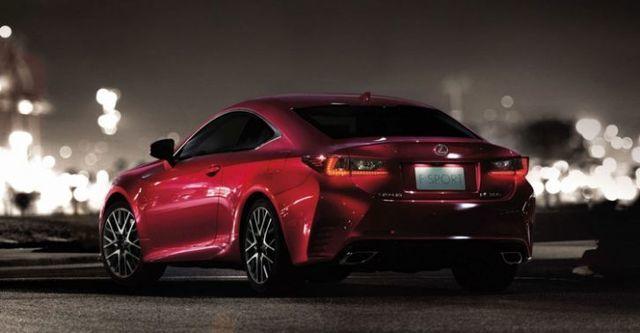 2015 Lexus RC 350 F Sport  第3張相片