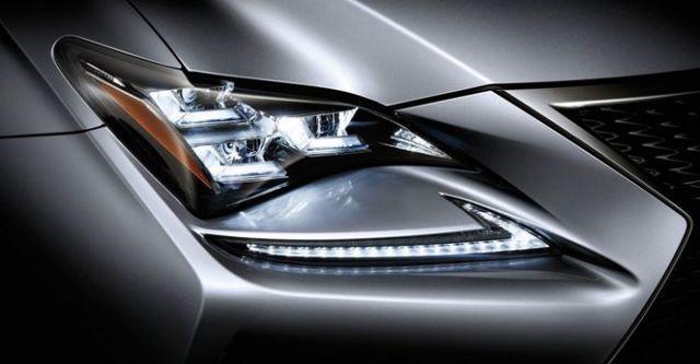 2015 Lexus RC 350 F Sport  第6張相片