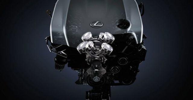 2015 Lexus RC 350 F Sport  第10張相片