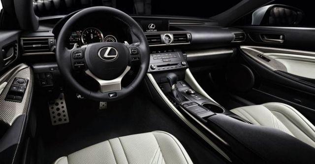 2015 Lexus RC F  第5張相片