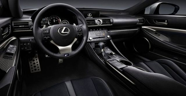 2015 Lexus RC F極致版  第6張相片
