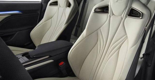 2015 Lexus RC F極致版  第8張相片