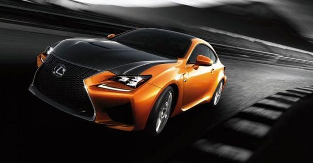 2015 Lexus RC F極致版(選配CFRP套件)  第1張相片