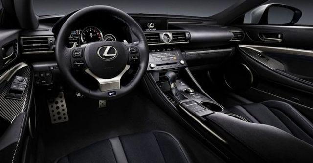 2015 Lexus RC F極致版(選配CFRP套件)  第6張相片