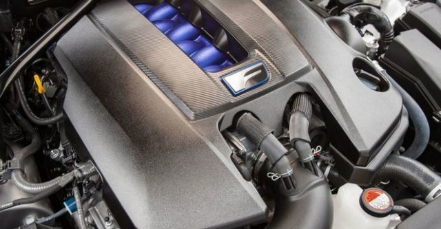 2015 Lexus RC F極致版(選配CFRP套件)  第9張相片
