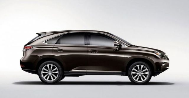 2015 Lexus RX 270頂級版  第3張相片