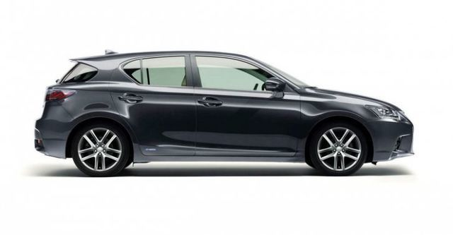 2014 Lexus CT 200h菁英版  第2張相片